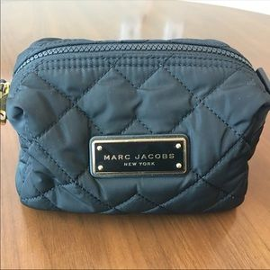 Marc Jacobs Medium Black Cosmetic Bag